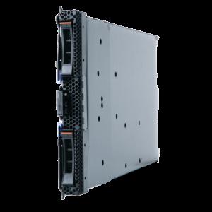 IBM HS22 Blade 2 Xeon X5570 SLBF3 2.93Ghz 4 Cores 2x73Gb 15K SAS 24GB
